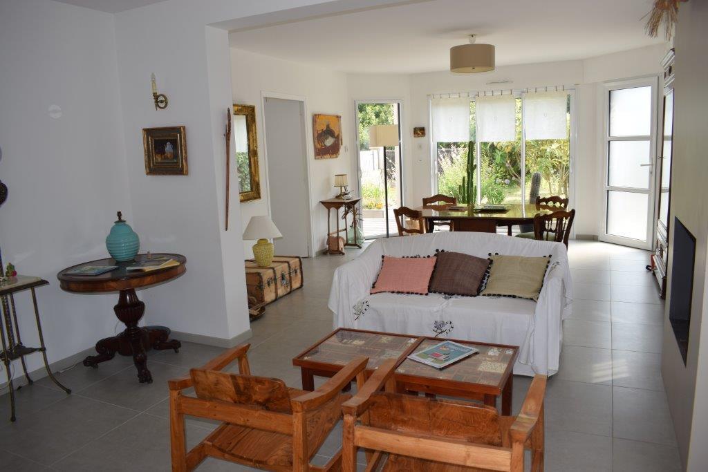 Mesquer Quimiac  proche plages et commerces maison à vendre 4 chambres